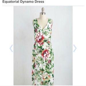 NWT ModCloth Equatorial Dynamo Dress